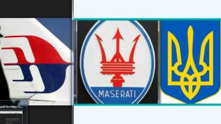 The Trident Strikes Again! Maserati Warning, Strike on Ukraine and Malaysia Flight 370!