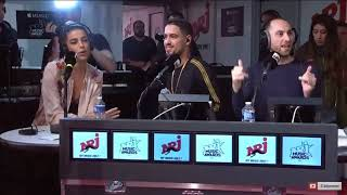 Lartiste - Catchu @ Guillaume Radio NRJ MUSIC AWARDS 2017 thumbnail