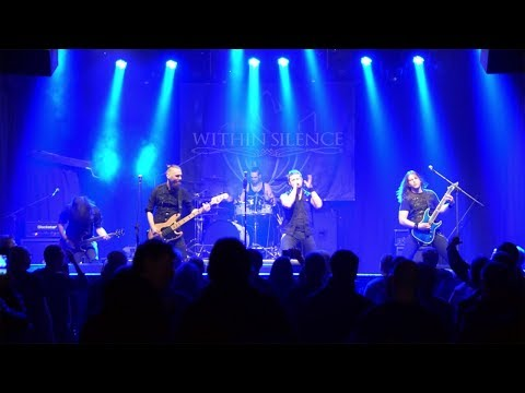 Within Silence - We Are The Ones [LIVE IN KOSICE]