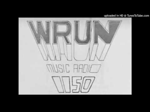 John Carucci & Lee Goodman WRUN 1150 Tribute Site Station Promo 1976