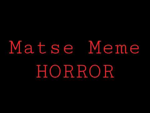 MATSE MEME [SPOOKY WARNING(?] | SALLY FACE,MOMO AND AYUWOKI HEE-HEE (video special)