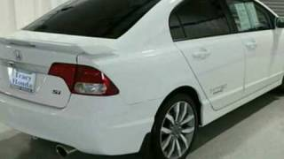 2009 Honda Civic Si Sedan 4D in Tracy San Francisco, CA SOLD
