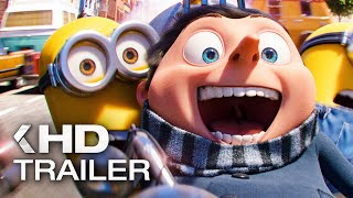 MINIONS 2: The Rise of Gru Trailer (2021)