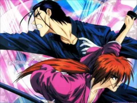 Rurouni Kenshin - Warriors Suite