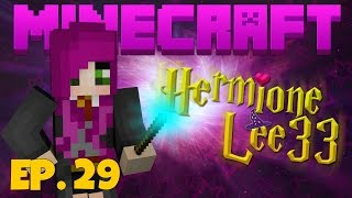 Hermione Lee33 Masters Witchery! Ep.29 Redstone Soup! | Amy Lee33