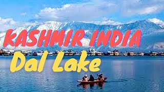 Beautiful Srinagar Dal Lake Shikara Boat Ride Kashmir India *HD*
