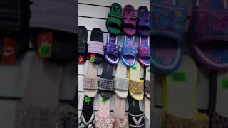 Видео Оптом тапочки мужские и женские Китай от 140 рублей