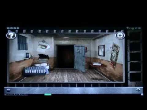 Echapper prison niveau 4 escape the prison room level for Small room escape 9 walkthrough
