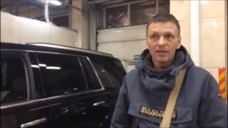видео Отзывы владельцев Cadillac Escalade (Кадиллак Эскалейд)