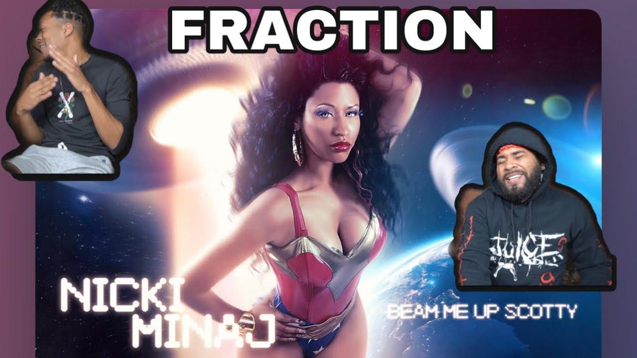 Download DA QUEEN 👑 NO-ONE CAN COMPARE Nicki Minaj - Fractions (Audio) | FVO REACTION