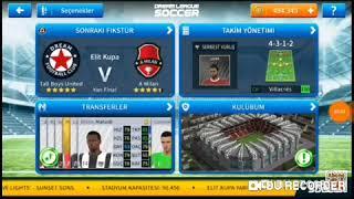 Dream League soccer 19-Uzun boylu oyuncular