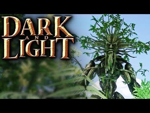 DARK AND LIGHT #78 Treant im Garten Dark and Light Deutsch / German / Gameplay