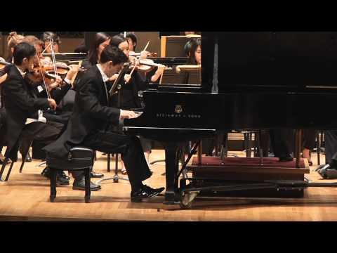 Cahill Smith, Jungho Kim, Eastman Philharmonia - Mozart: Piano Concerto No. 22 in E-flat, K 482