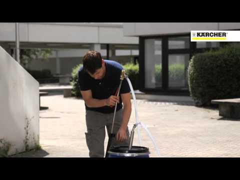 Karcher Wet Blasting Attachment