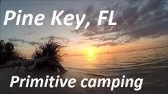 Free Florida Island Camping