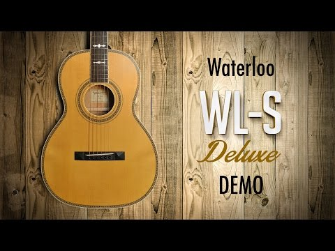 Waterloo by Collings WL-S DLX Demo