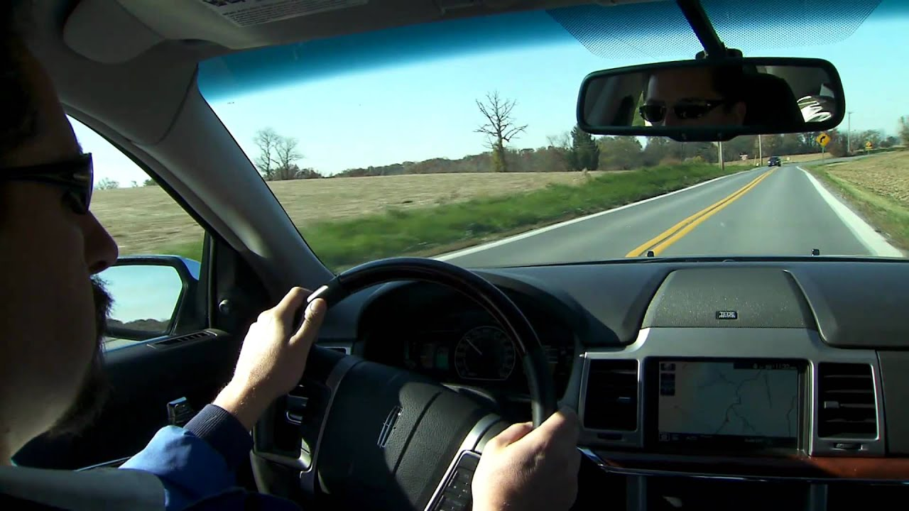 Road Test: 2011 Lincoln MKZ Hybrid - YouTube