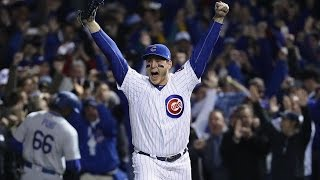 Chicago Cubs 2016 NLDS & NLCS Highlights