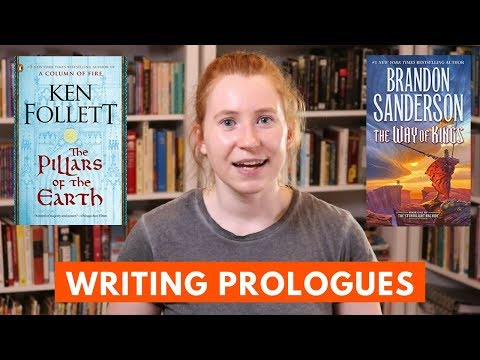 How to Write a Prologue that Works