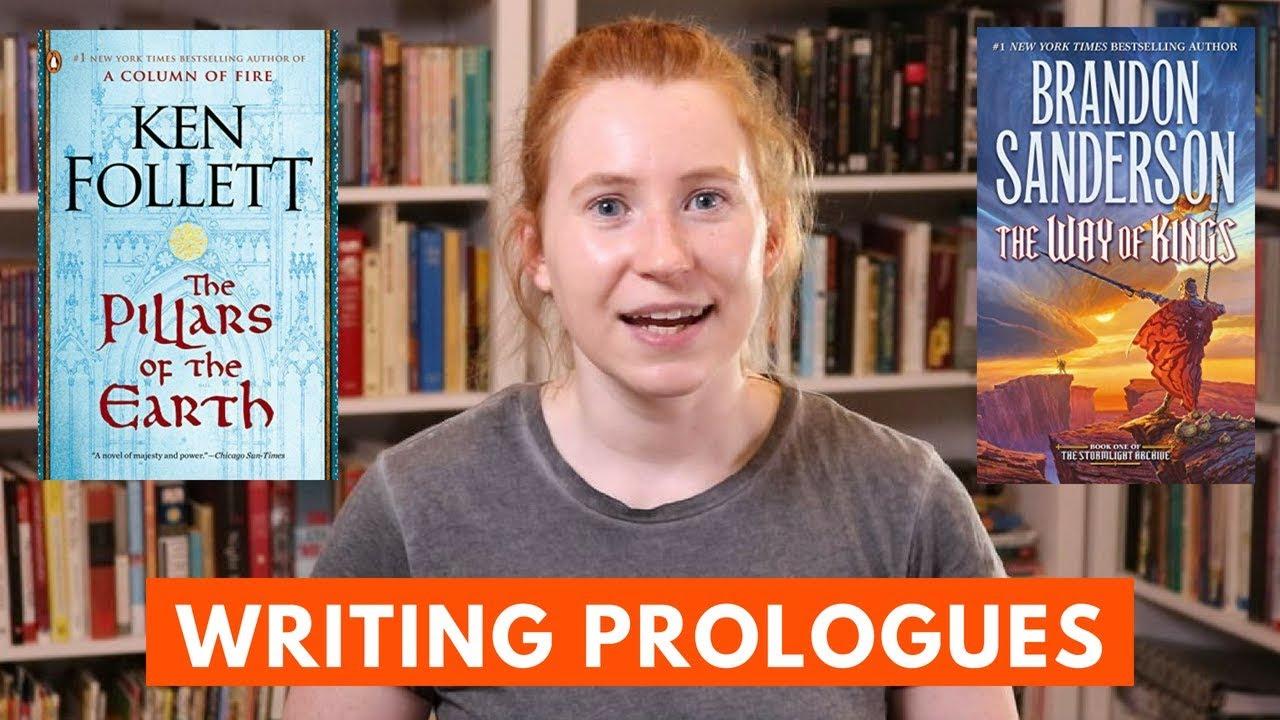 How to Write a Prologue  Novel Writing Advice
