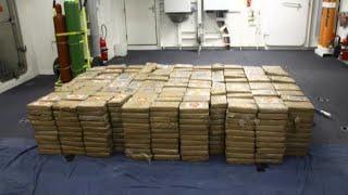 Schlag gegen Drogenschmuggler: Eine Tonne Kokain in Mexiko sichergestellt