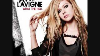 Avril Lavigne - What The Hell Preview (out in January 2011)