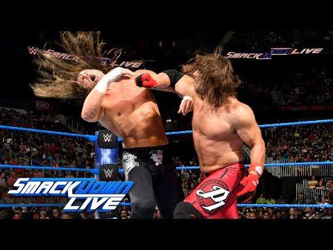 AJ Styles vs. Dolph Ziggler: SmackDown LIVE, May 30, 2017