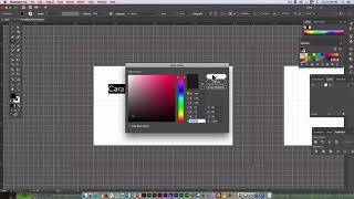 Illustrator 07: Custom canvas sizes, artboards & packaging