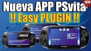 Easy PLUGIN Psvita - Nueva Aplicacion Homebrew