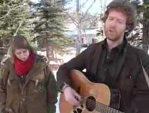 Glen Hansard and Marketa Irglova Live at Sundance!