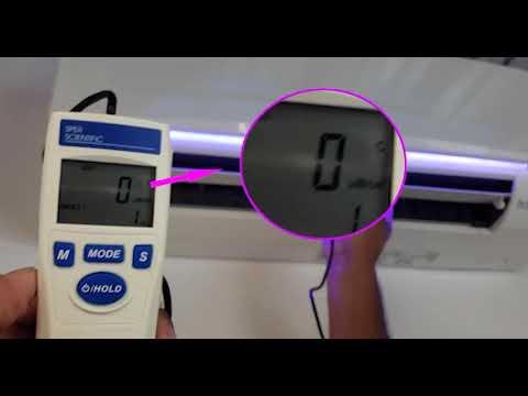 Lampu LED Ultra Violet Fotokatalis Untuk AC Split 1