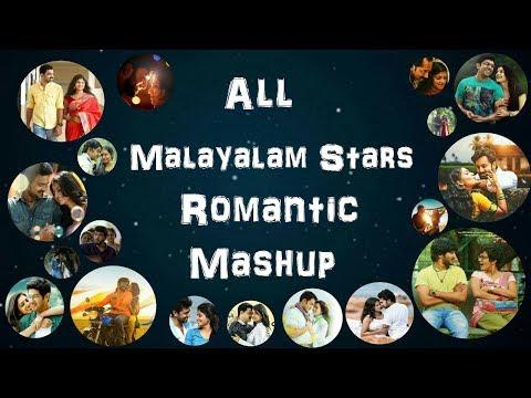 All Malayalam Stars Romantic Mashup | Arikil Pathiye | ASH Creation | 2016