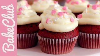 Red Velvet Cupcakes | Bakemyday