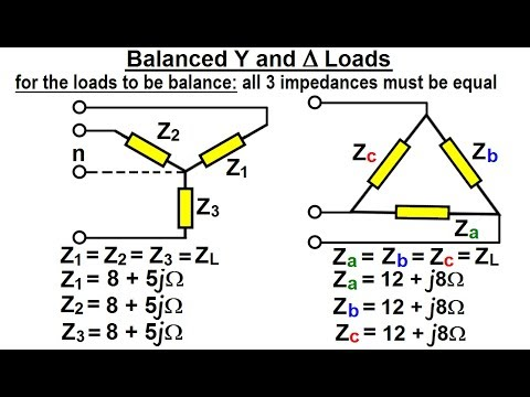 Electrical Engineering: Ch 13: 3 Phase Circuit (10 of 42