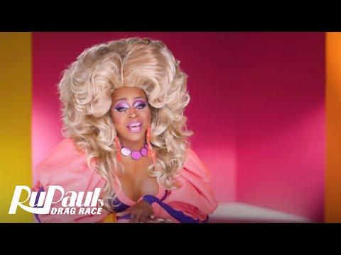 Meet A'Keria C. Davenport: 'Bigger in Texas, Baby' | RuPaul's Drag Race Season 11