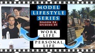 MALE MODEL LIFE VLOG |  Model lifestyle S04E05