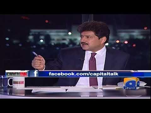 Capital Talk - 19-February-2018 - Geo News