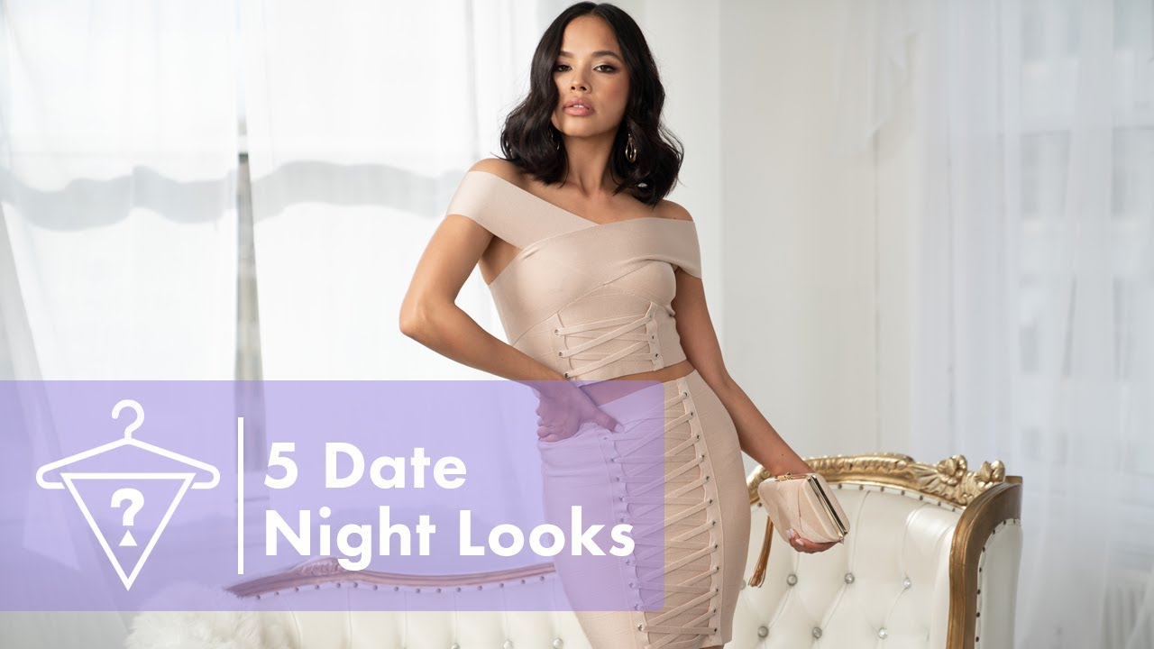 [VIDEO] - #StyledbyGUESS 🔻 5 Date Night Looks 3