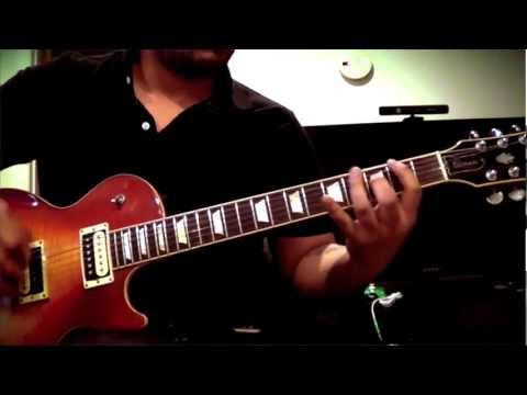 SLASH – Anastasia (Guitar Cover)