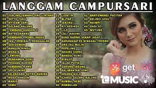 Langgam Campursari Full Album Yen Ing Tawang Ono Lintang