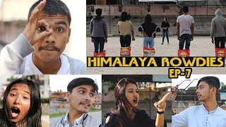 Sacar in HIMALAYA ROADIES Rising Through Hell Parody | EPISODE 7 | Colleges Nepal