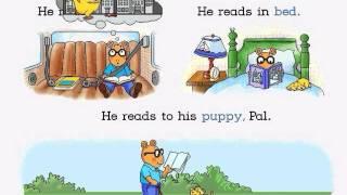 Playthrough: Arthur's Reading Race - Part 1