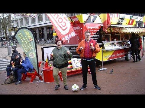 Zanger Rinus - De Rode Duivels - Original WK2018 videoclip