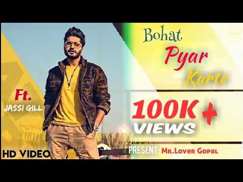 Bahut Pyar Karte Hai Tumko Sanam || Full Video Song || Rahul Jain Music || Speed Record Video || HD