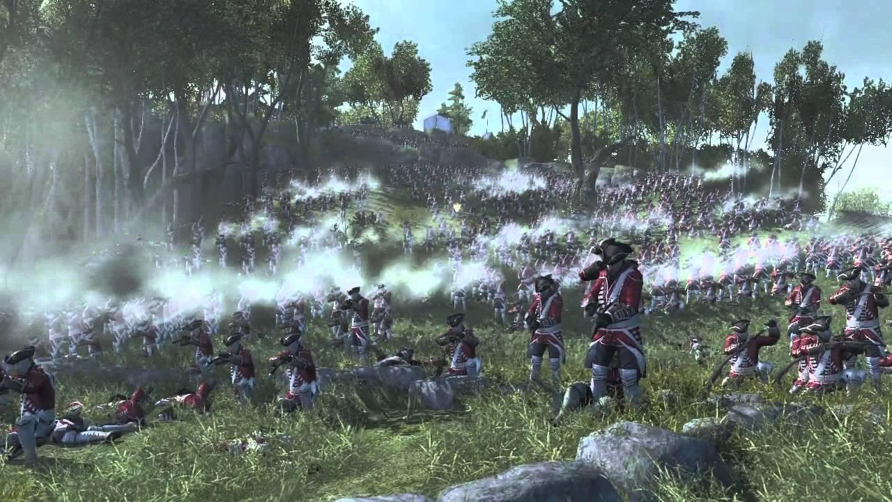 Assassin S Creed 3 World Gameplay Premiere Uk Youtube