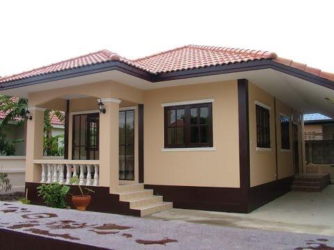 แบบบ้านชั้นเดียว สร้างสุขใจ 4 โดย meeban.com