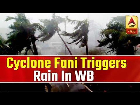 Namaste Bharat: Cyclone Fani Triggers Rain In West Bengal | ABP News