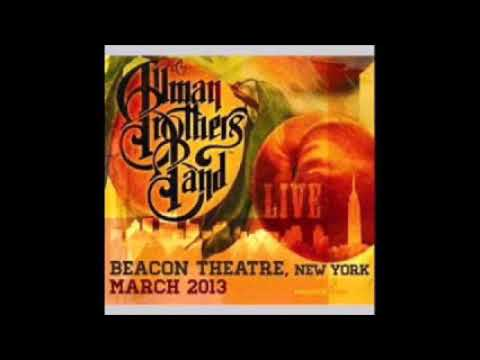 The Allman Brothers - In Memory of Elizabeth Reed 3-9-2013