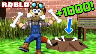 ROBLOX - I'm an EXPERT in searching for EARTHINGS! 🐶 - Dog Simulator