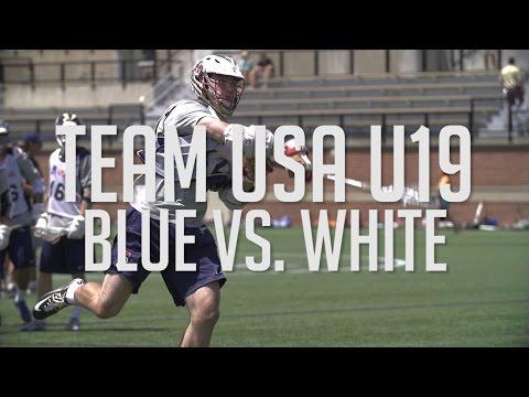 U.S. U19 Blue-White Game, Aug. 9 | Full Broadcast